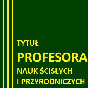 Profesor Robert Czerniawski